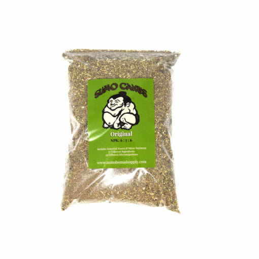 Sumo Cakes Original Granular Bonsai Fertilizer